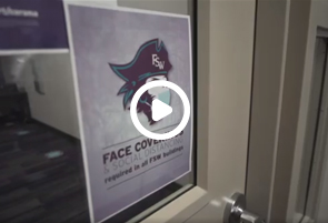 Link to on-campus services video.